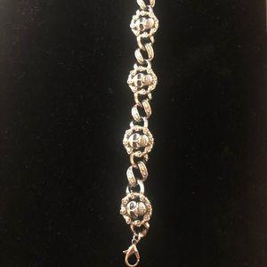 Vampire Skull Bracelet